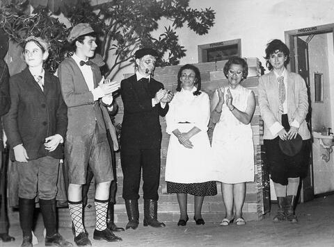 Scholem Aleichem Theater Group