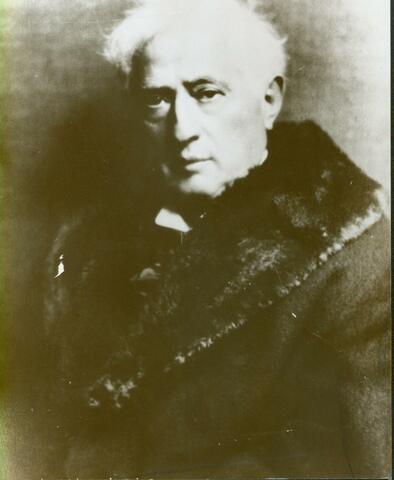 Ellen Adler Oppenheim Photograph - Jacob Adler