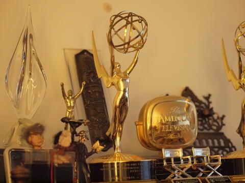 Fyvush Finkel's Awards