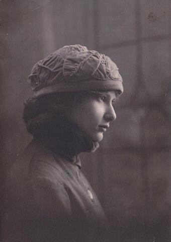 Adela portrait