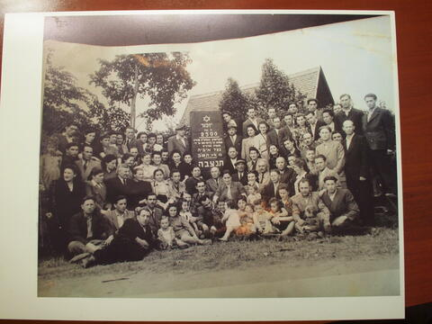 Riva Ginsburg Picture- Father's School portrait