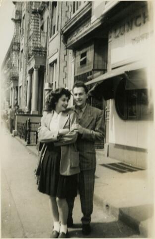 Arthur with girl