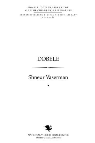 Thumbnail image for Dobele ḳinder-lider