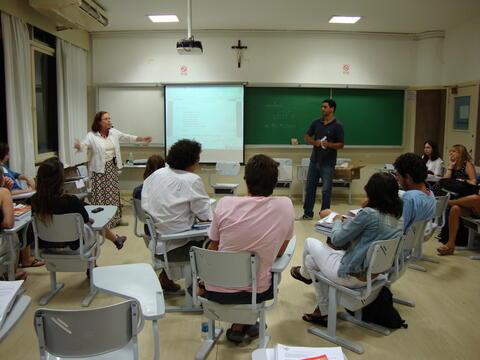 Jewish Studies Class Photo