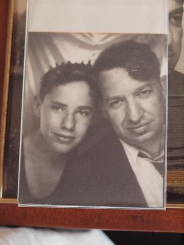 Meyer Krawetz and wife, Cara De Silva's parents