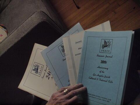 Souvenir Journals