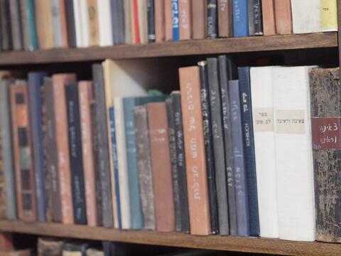 Bookcase Photo 2