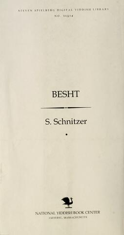Thumbnail image for Beshṭ