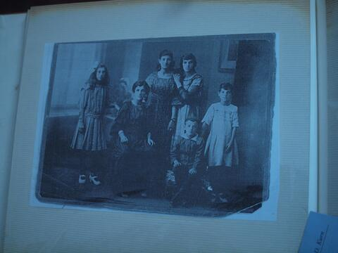 Photo of a Woman and Children 2