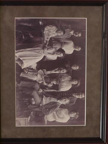 Mitchell Waife Photo- Waife family Generations