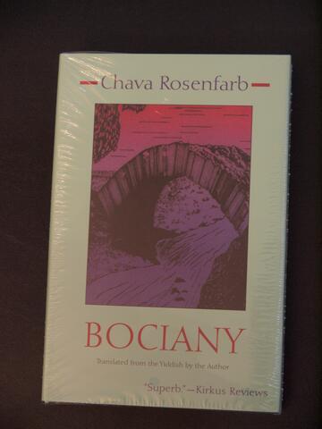Bociany by Chava Rosenfarb