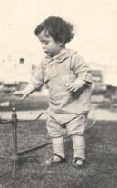 Joe as a child 4