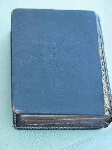 Old German Book