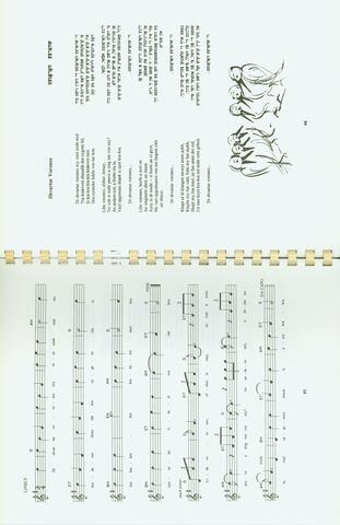 Zumertog shvartse vorones music