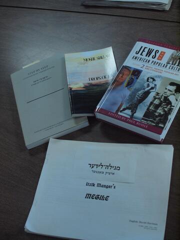 Yiddish Poetry Books 2