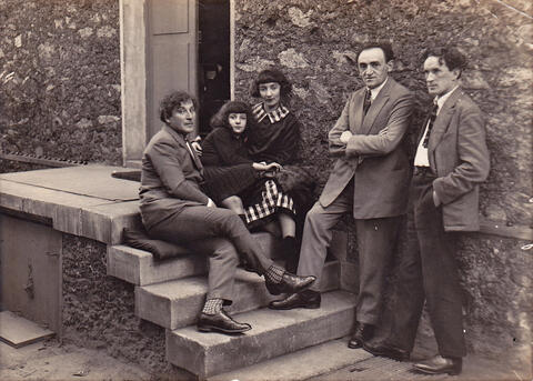 Yosef and Chagall's family