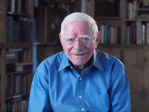 Hershl Hartman Portrait 1