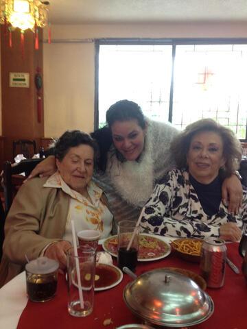 Thelma Oldak Finkler Photograph - 3 Generations