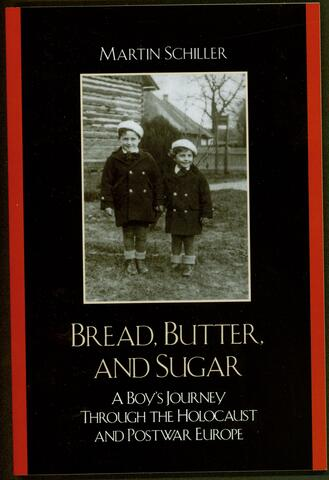 Bread, Butter and Sugar Book Cover