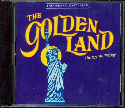 Golden land front cover