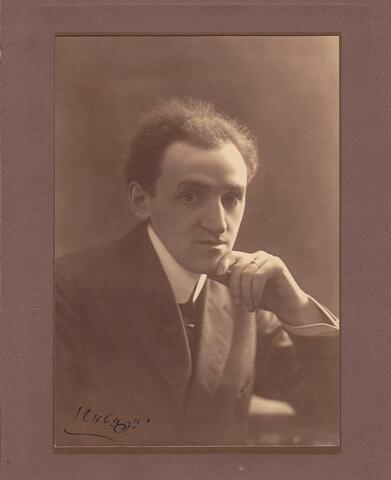 Yosef portrait