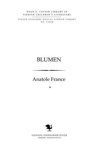 Thumbnail image for Blumen