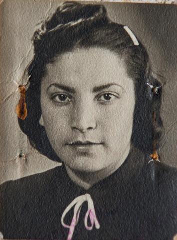 My Mother Before the War