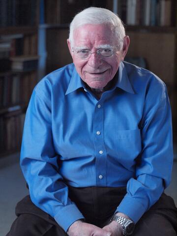Hershl Hartman Portrait 2
