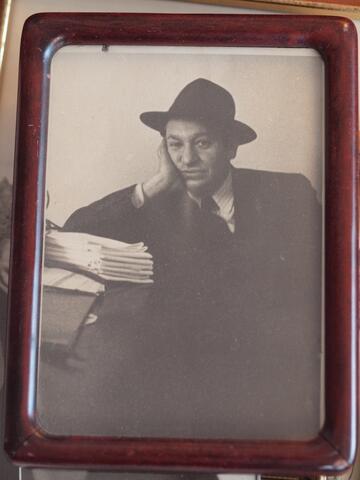 Meyer Krawetz portrait