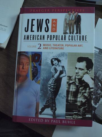 Jews and American Popular Culture