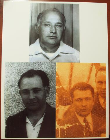 Riva Ginsburg Picture- Portraits of Father