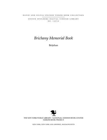 Thumbnail image for Briṭshan : Brits'ani ha-Yehudit be-maḥatsit ha-meʾah ha-aḥaronah