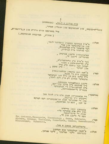 Yiddish playwriting