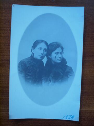 Mitchell Waife Portrait- Mother's Cousins