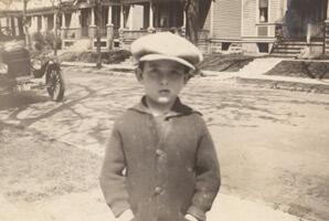 Joe as a child 2