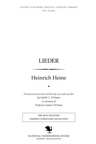 Thumbnail image for Lieder