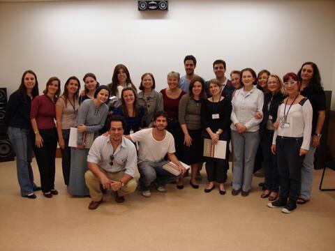 Jewish Studies Class Group Photo