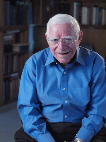 Hershl Hartman Portrait 3