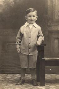 Joe as a child 3