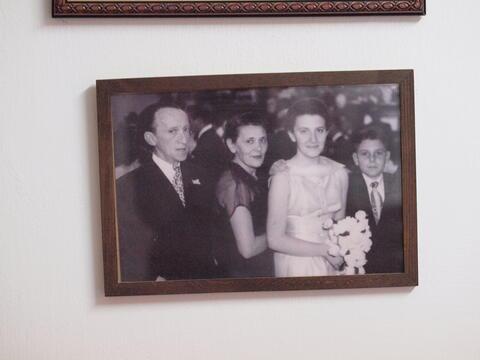 Chava's Daughter Wedding Photo
