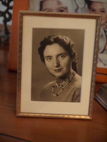 Portrait of Chava Rosenfarb