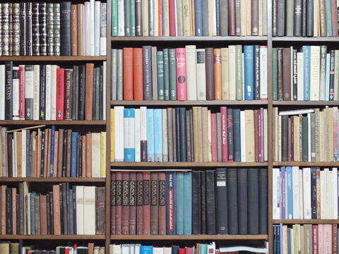 Bookcase Photo 1