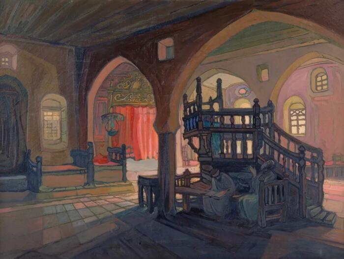 Synagogue-Safed