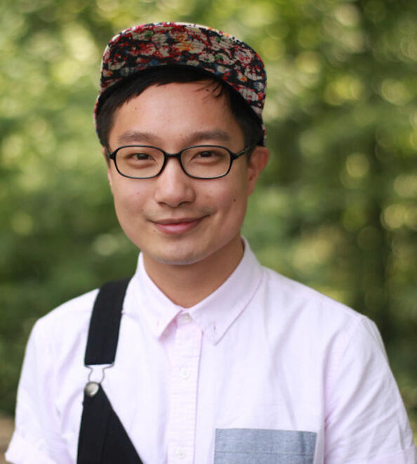 Photo of Chen Chen.