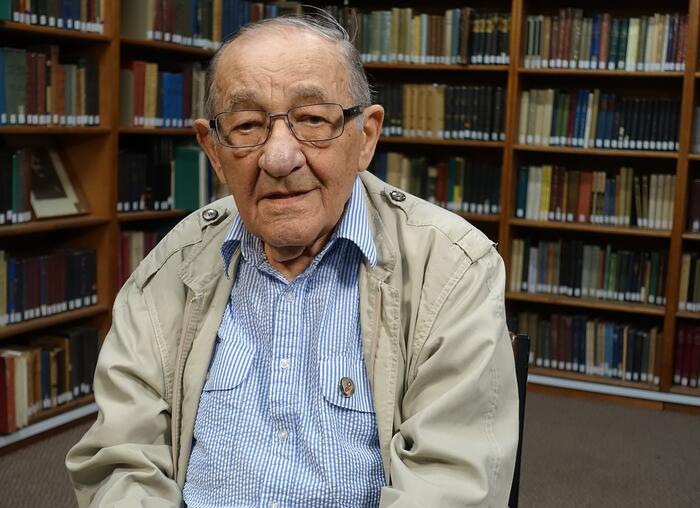 Moshe Fiszman portrait