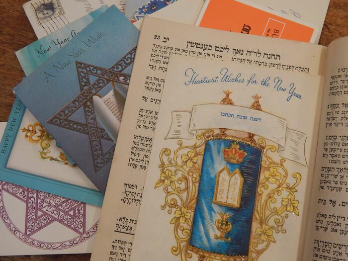 Jewish Holiday Cards