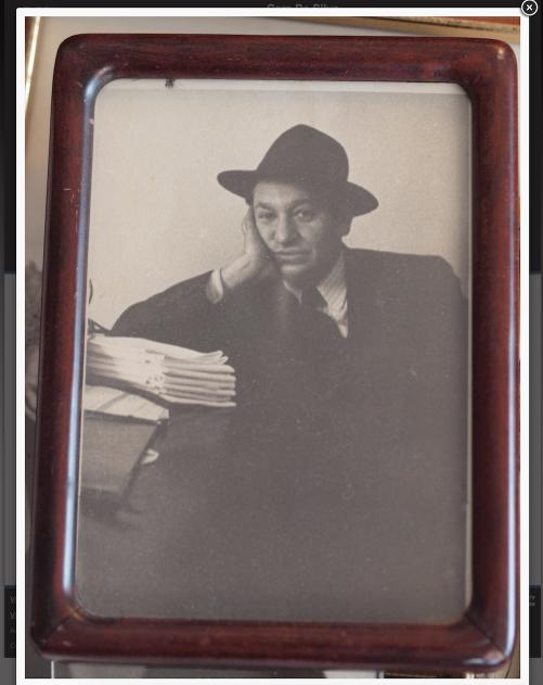 Portrait of Meyer Krawetz from interview index
